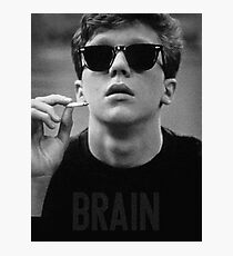 Brain - The Breakfast Club Photographic Print