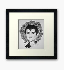 Eddie Roses Munster  Framed Print