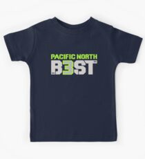 """VICTRS """"Pacific North B3ST"""" Kids Tee"""