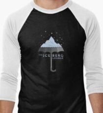 The Iceberg Lounge Men's Baseball ¾ T-Shirt