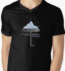 The Iceberg Lounge Men's V-Neck T-Shirt