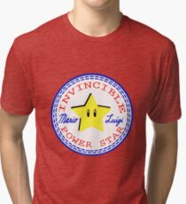 The Other Mario All-Stars Tri-blend T-Shirt