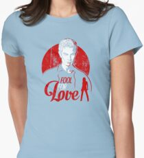Fool for Love Womens Fitted T-Shirt
