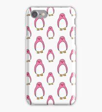 Pink Penguin iPhone Case/Skin