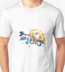 Sorceress Lux & her Poros Unisex T-Shirt