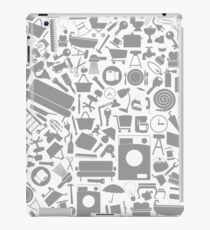 House a subject a structure iPad Case/Skin