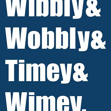 Wibbly Wobbly Ampersand by MBWright88
