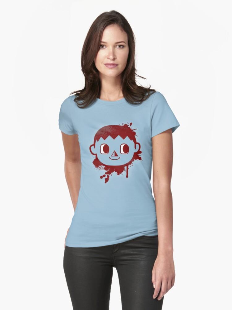 Villager Womens T-Shirt Front