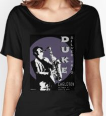 Duke Silver Live In Concert  Women's Relaxed Fit T-Shirt