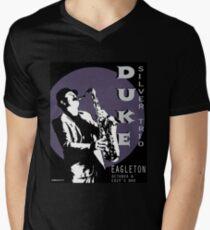 Duke Silver Live In Concert  Men's V-Neck T-Shirt