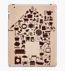 House from subjects iPad Case/Skin
