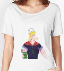 Brock the Sailor Man Women's Relaxed Fit T-Shirt