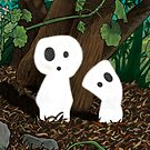 Tree Spirits by Pete Katz