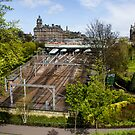 Edinburgh by day by esmerose