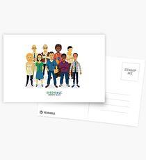 Greendale Postcards