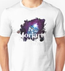 Moriarty has the Phonebox  T-Shirt