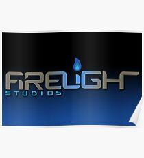Firelight Studios Logo 2013 Poster
