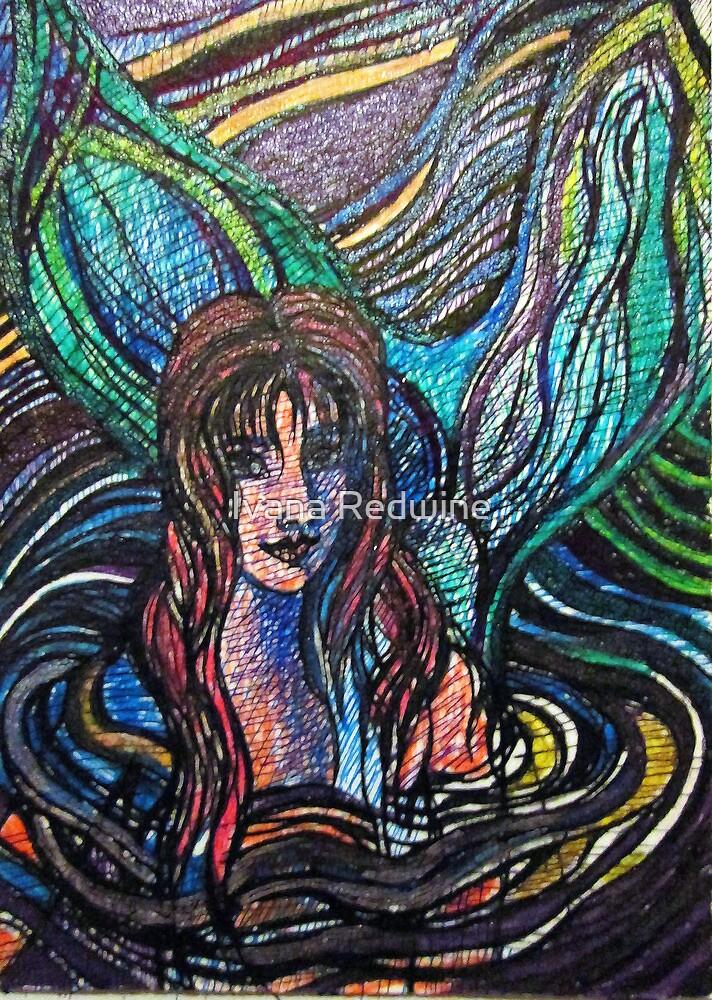 Mermaid  by Ivana Redwine
