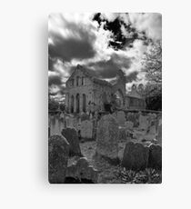 Old Bones Canvas Print