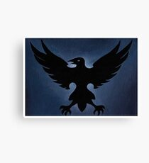 Sigil of The Nights Watch  Canvas Print
