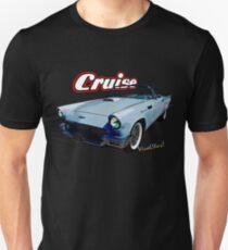 57 T-Bird Cruise T-Shirt Unisex T-Shirt