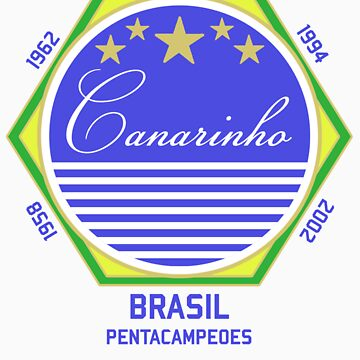 Brasil Canarinho by CalumMargetts