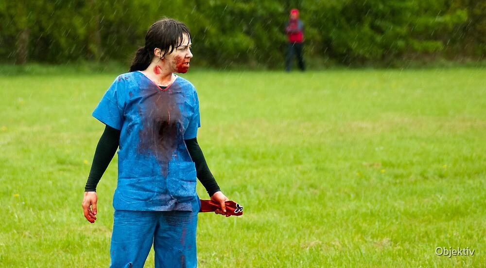 Zombie by Objektiv