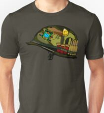 Watchmen - Viet Nam Helmet T-Shirt