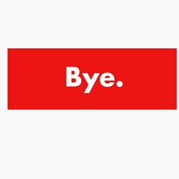 Bye by Chris2490