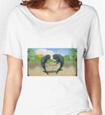 """""""Sapa"""" Illustration Denis Dubois Women's Relaxed Fit T-Shirt"""