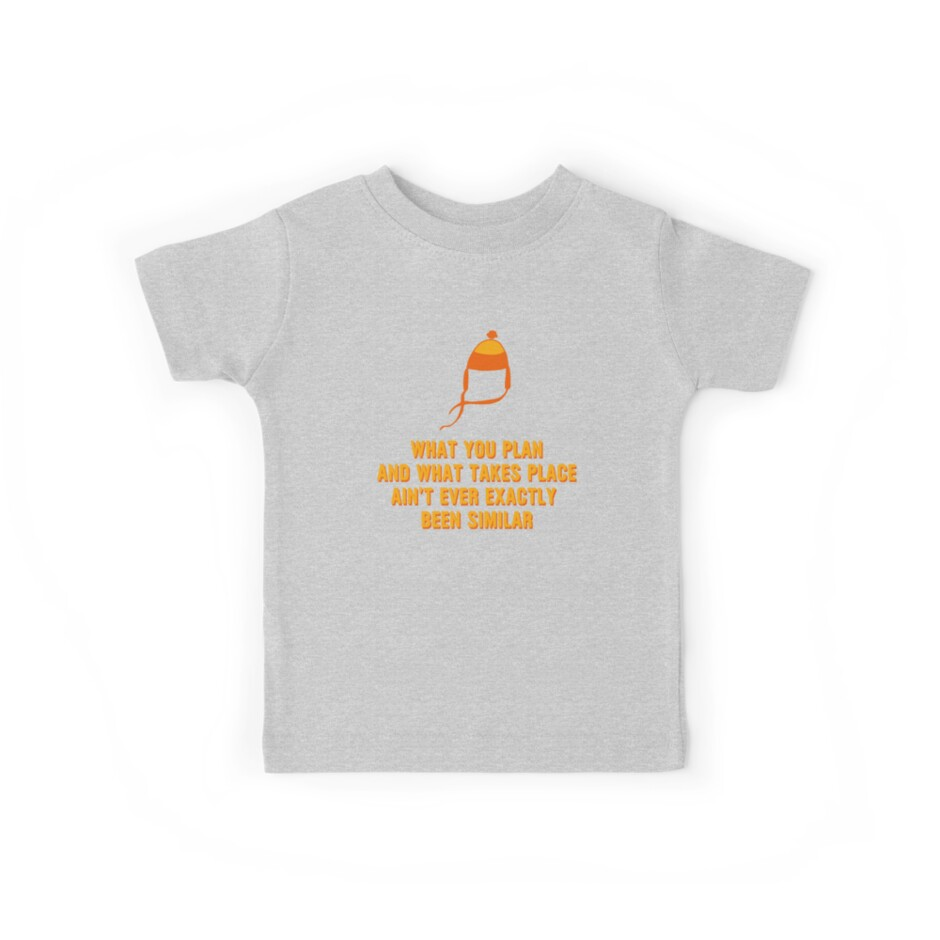 Jayne Hat Shirt - What You Plan by jelitan