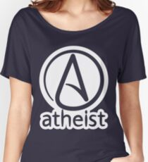 Atheist Women's Relaxed Fit T-Shirt