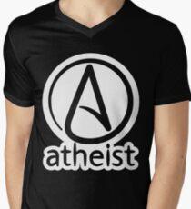 Atheist Men's V-Neck T-Shirt