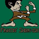 Fighting Shire-ish by anfa