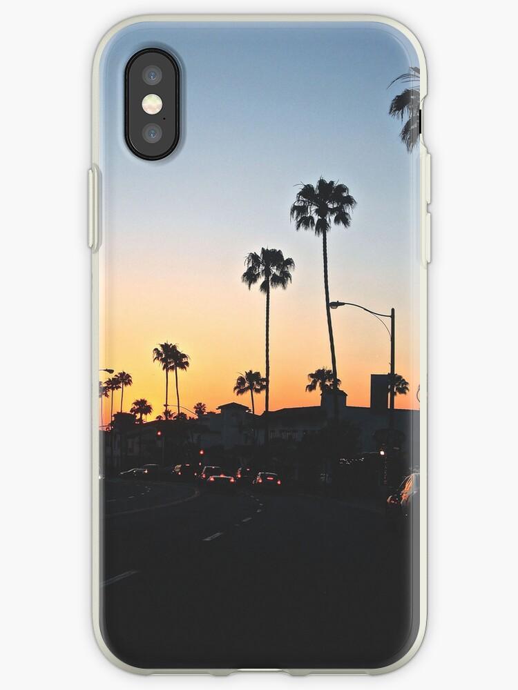 California Palm Trees  by adrianadamian