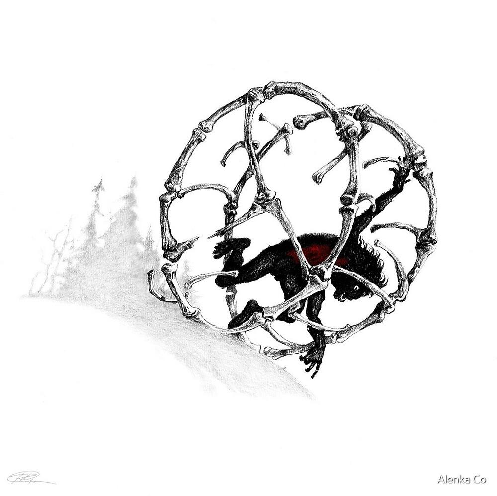"""Coalette""  by Sergei Rukavishnikov by Alenka Co"