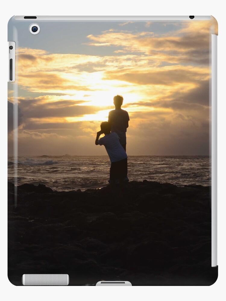 Sandy Beach Sunrise by csztova