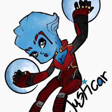 Justicar by Loktipus