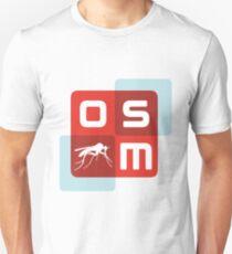 The New OSM Logo  Unisex T-Shirt