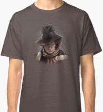 Fourth Doctor - Tom Baker Classic T-Shirt