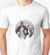 The Crawford Team Unisex T-Shirt
