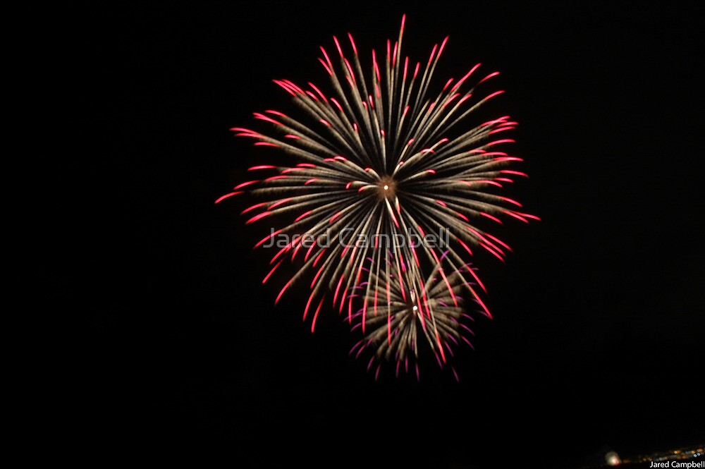 Fireworks by Jared Campbell