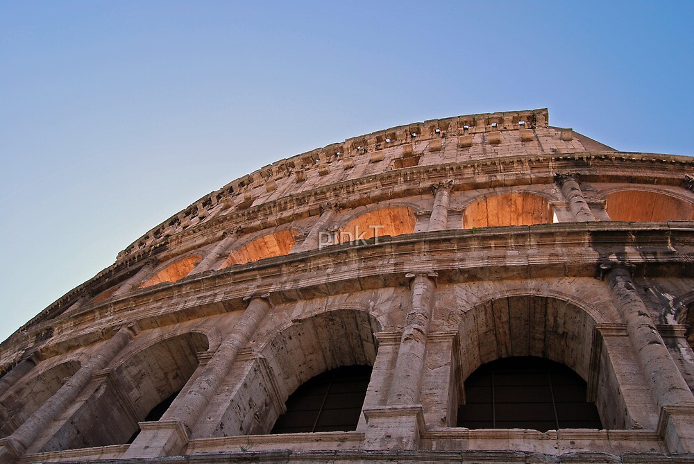 Colosseum by pinkT