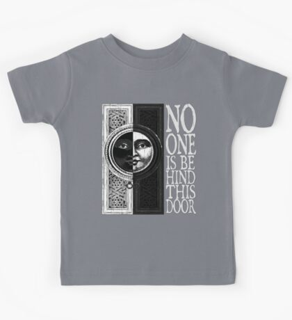 House of No One (White) Kids Clothes