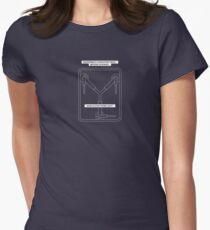 Fluxing Womens Fitted T-Shirt