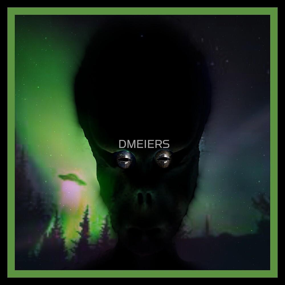 UFO by DMEIERS