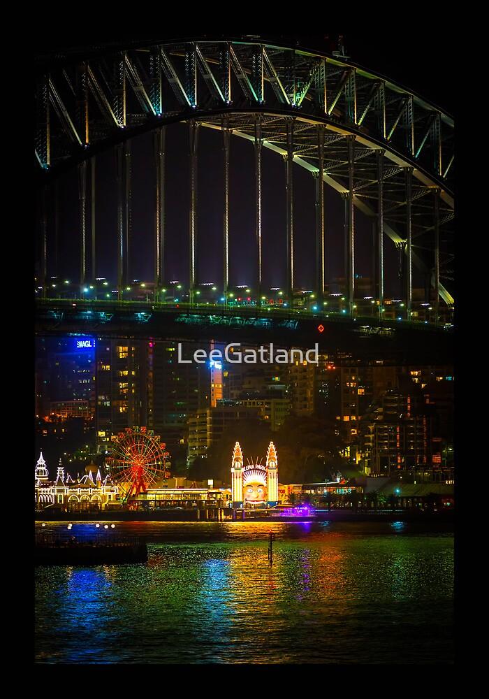 Luna Park Calling by LeeGatland