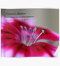 Nature's Palette - by Joy Watson Poster