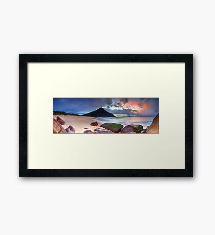 Inner Zen Framed Print