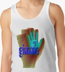gimme 5 Blue Tank Top